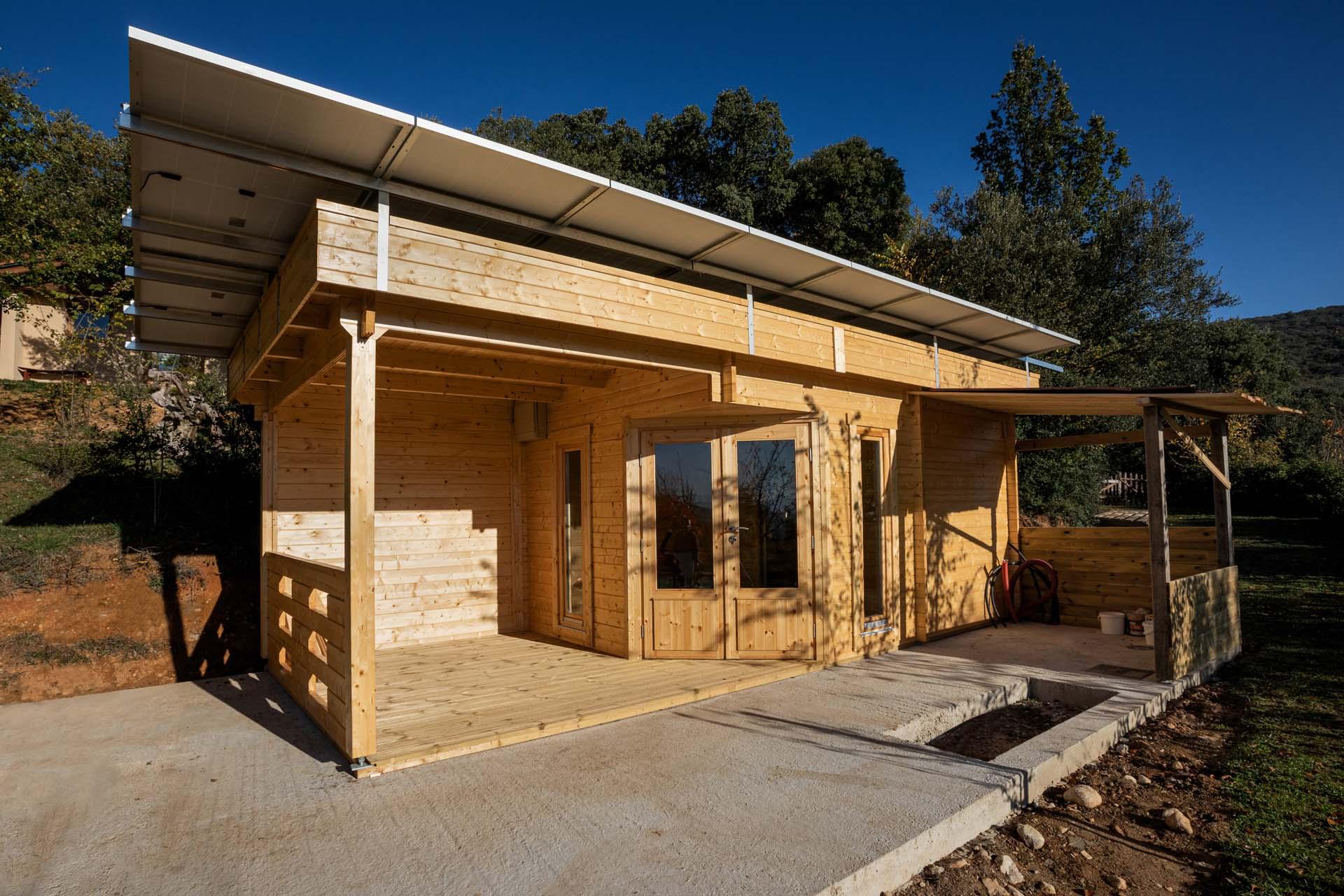 AZALA Landetxea sauna